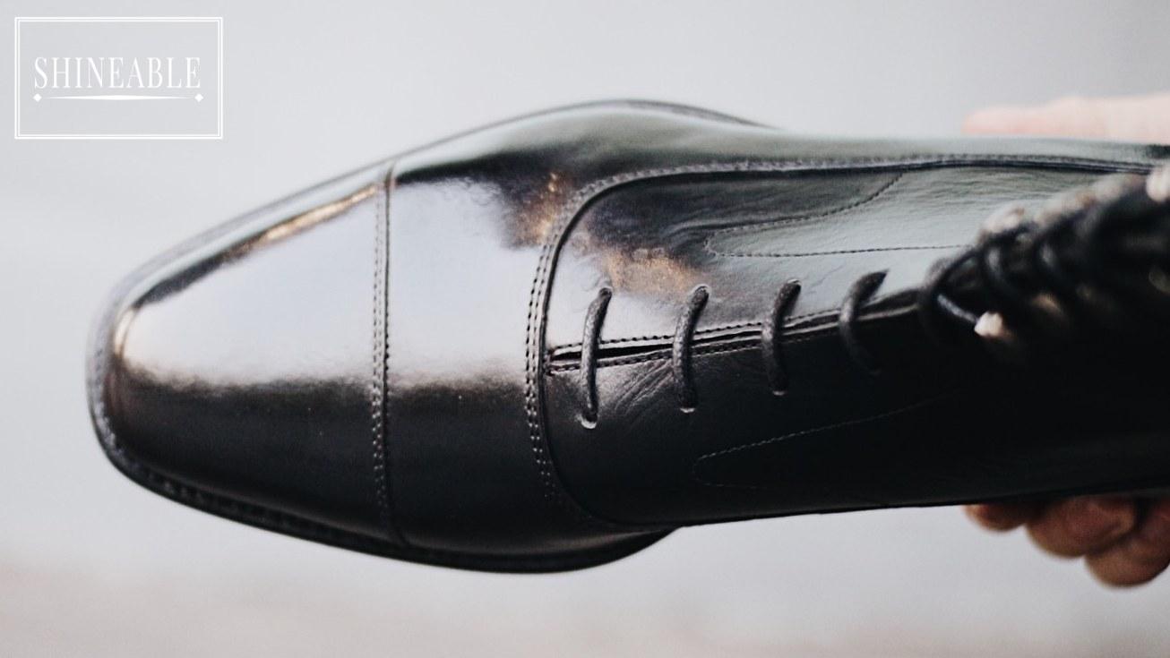 Balmoral Boots Three Shoes