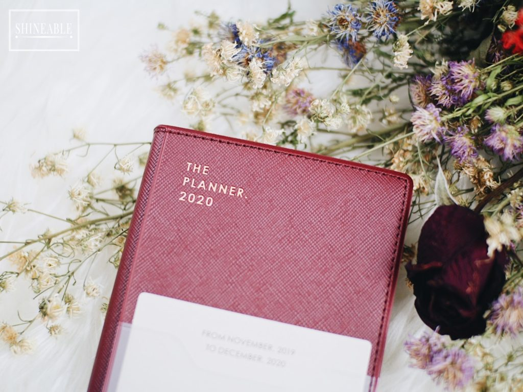 the planner 2020