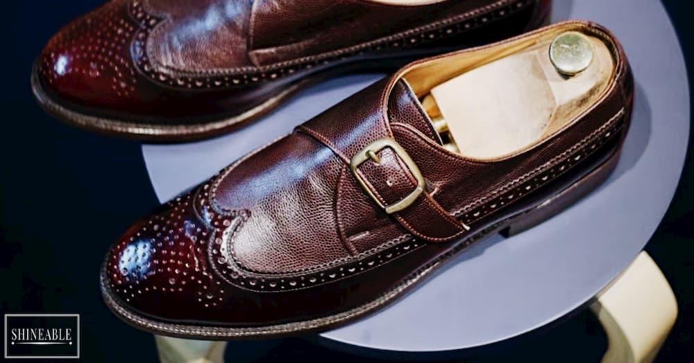 รีวิวรองเท้าหนัง Van Bommel – Single Monk Strap จากประเทศเนเธอร์แลนด์