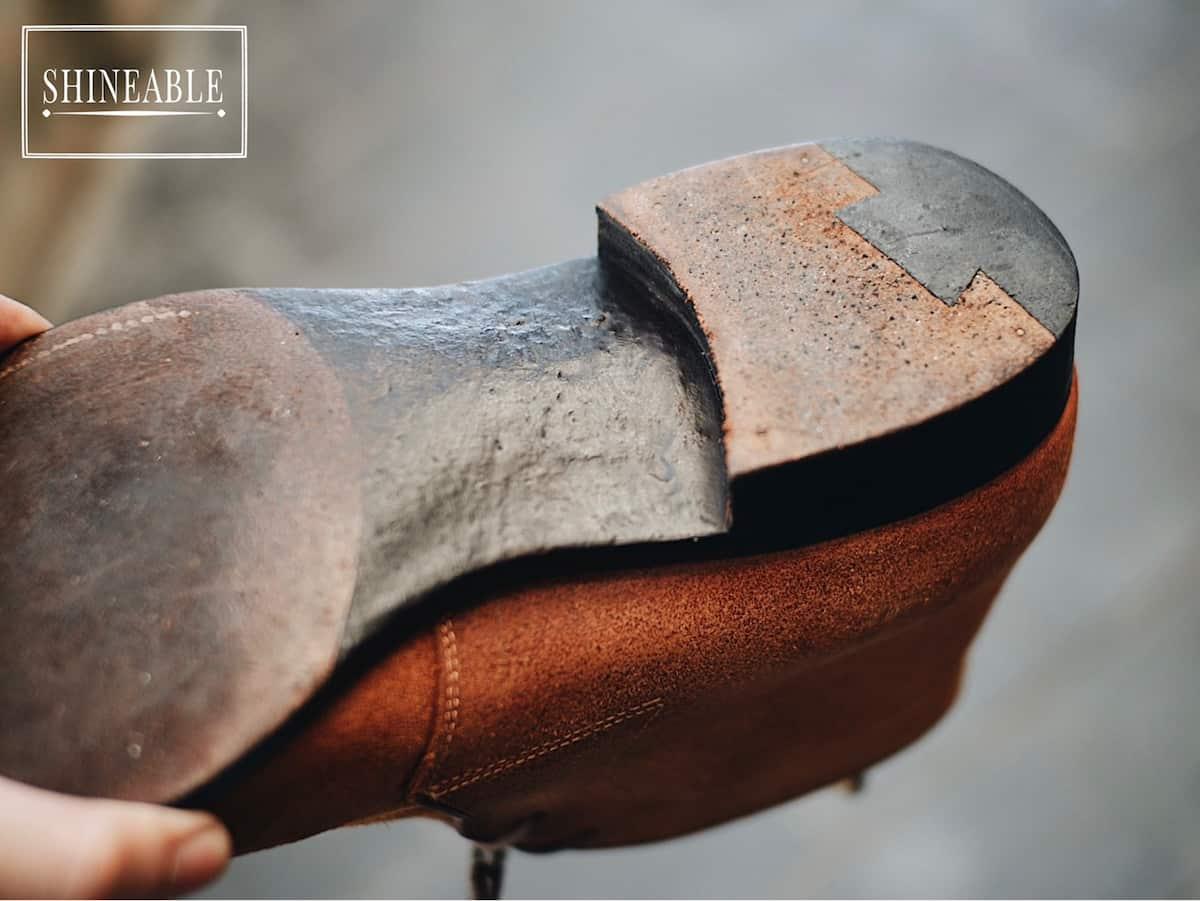 รีวิว Corno Blu Rough-out Chukka Boot รองเท้าหนัง Bespoke จากญี่ปุ่น