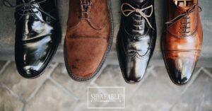 รองเท้าหนัง101: คำศัพท์เกี่ยวกับรองเท้าหนังหนัง (Dress Shoes Vocabulary)