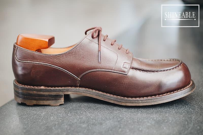 รีวิว J.M. WESTON 641 Golf Derby รองเท้าหนังสุด Iconic จากฝรั่งเศส