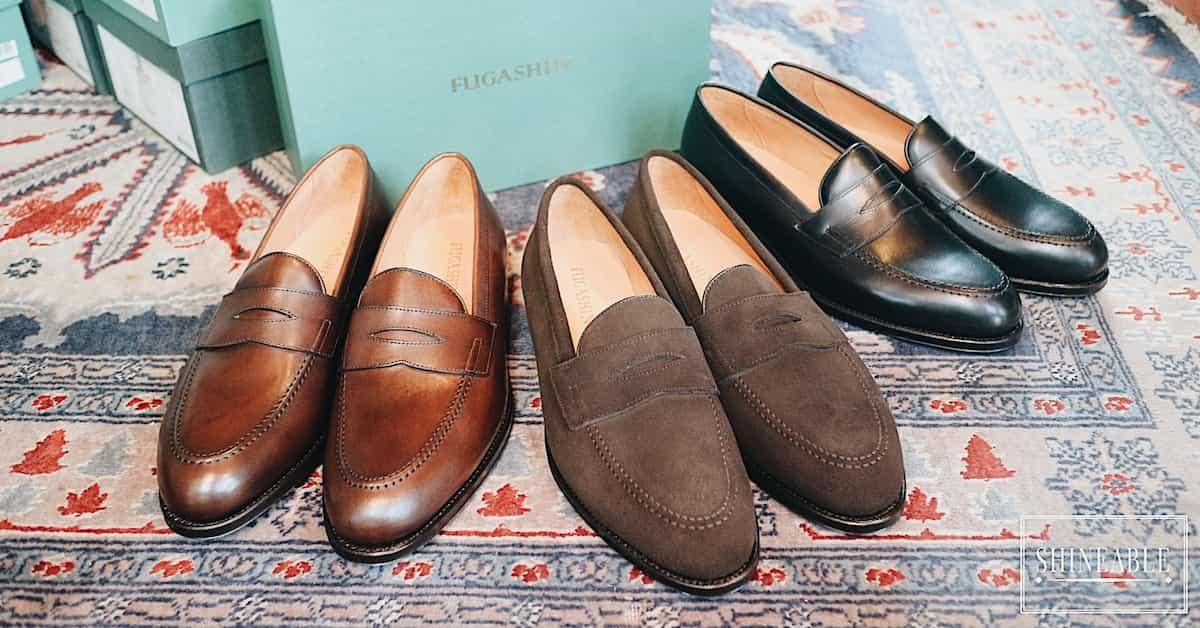 Fugashin Shoemaker รุ่นใหม่ที่เหมาะกับเท้าคนไทยกว่าเดิมจาก The Decorum